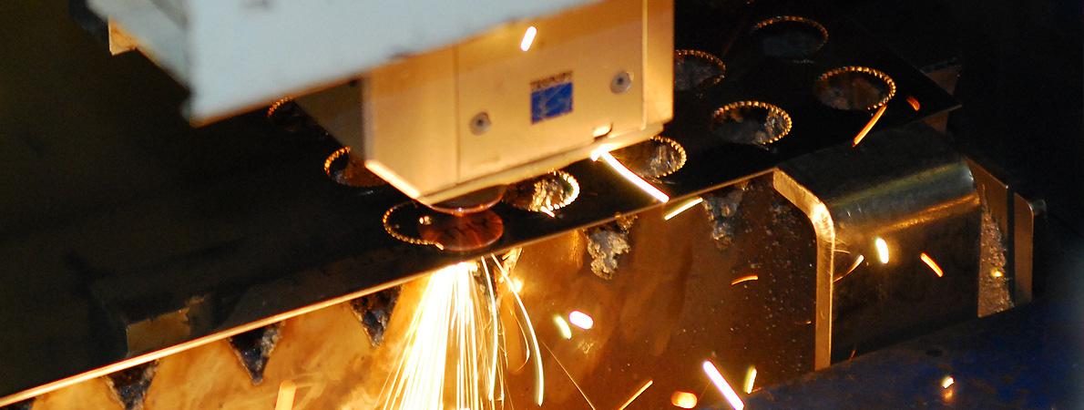 CNC Laserschneiden